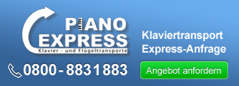 Piano-Express - Berlin - Klaviertransport