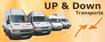 Up & Down Transports - Klaviertransport - Wuppertal